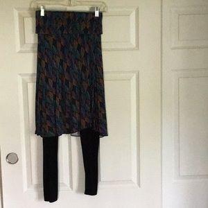 3/$6! 📫Set of 2 Skirts w/Leggings